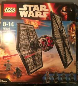 Star Wars Lego First Order TIE Fighter