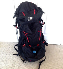Karrimor Jaguar 65+25 hiking rucksack SA3 Black