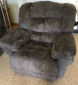 Quality Armchair with reclining function PRICE REDUCED