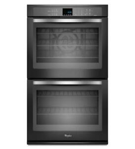 Whirlpool Self Clean Double Wall Oven WOD93EC0AE (BD-997)
