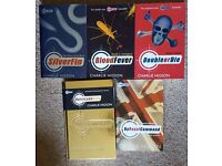 Charlie Higson's Young Bond Collection - Great Condition