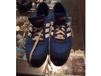 Adidas size 9 mens shoes