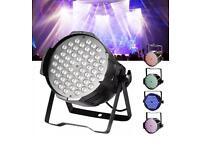 PAR CAN LED RGB Stage Light DMX