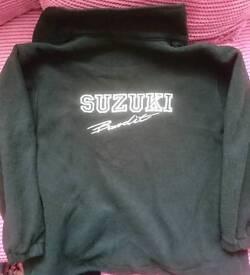 Suzuki Bandit fleece