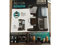 Ninja Coffee Bar Auto IQ machine BRAND NEW - NEVER OPENED - unwanted gift
