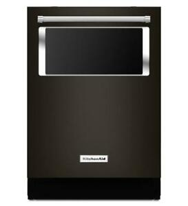 KitchenAid® 44 dBA Dishwasher  KDTM804EBS(MP_163)