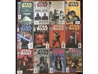 Star Wars Tales #6, 9-12, 14-20 (12 issues total)