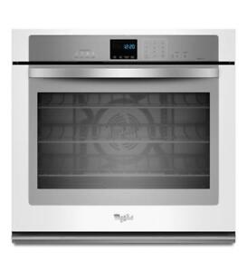 Whirlpool Single Wall Oven with SteamClean WOS92EC0AH (BD-992)