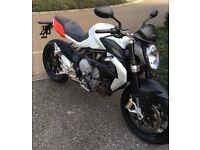 MV Augusta Brutalé 800cc, Low Mileage, Very Fast Sport Motorbike
