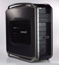 WINDOWS 7 CUSTOM PC AMD QUAD CORE 3.00 TOWER COMPUTER - 4GB RAM - 1000GB HDD