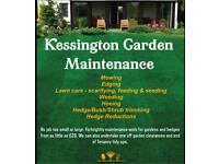 Kessington Garden Maintenance.