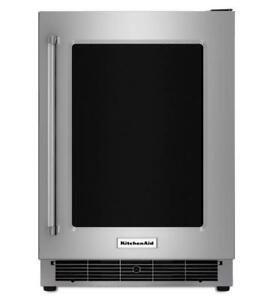 KitchenAid KUIX305EWH 15'' White Automatic Ice Maker on Sale in Toronto(BD-1997)