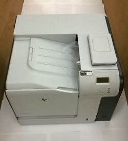 HP Color Laser Printer - Laserjet Pro 500 M551DN Duplex/Network