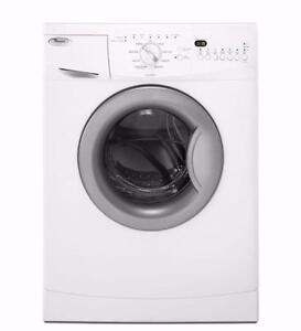 Laveuse compacte 24'', 2 pi3 de capacité, front load, Whirlpool