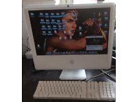iMac upgraded 17 screen