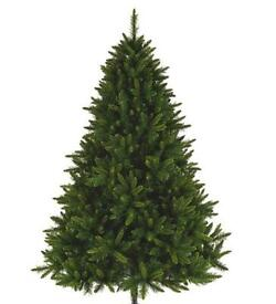 7.5ft Linear Artificial Christmas Tree