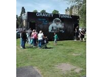 GRAVITY TUNNEL FOR EVERY OCCASION OR FOR SALE
