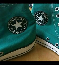 Lovely Converse All Star ankle boot size 7