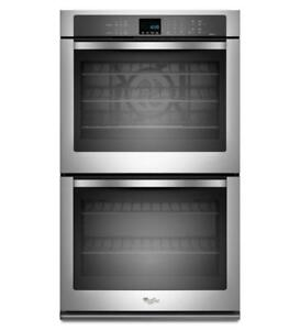 Whirlpool WOD93EC0AS Double Wall Ovens Stainless Steel (BD-995)
