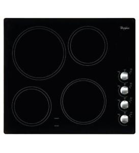 Best prices on great selection of Whirlpool cooktops |Whirlpool WCE52424AB electric-cooktops (BD-964)