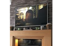 """49"""" Panasonic TV for sale, additional stand if wanted"""