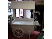 Beautiful Sweet Cart. Perfect for Weddings, Birthdays any celebration.