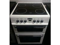 £180 Leisure 60cm Ceramic Top Cooker - 12 Months Warranty