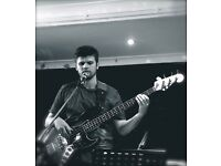 Professional Bass Player from Australia available for Gigs and Recording.