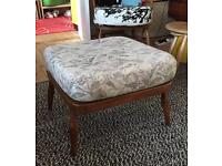 Ercol footstool in excellent condition