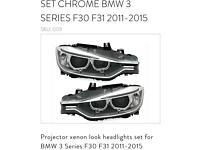 BMW ANGELS XENON HIDS, ANGEL EYES, SPEEDO LIGHT UPGRADE, BMW ANGELS, F30 HEADLIGHT UPGRADES