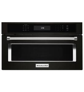 KitchenAid®  30 Built In Microwave Oven KMBP100EBS(MP_188)
