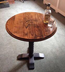 Jack Daniels Inspired Pub / Bar Table