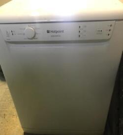 Hotpoint Aquarius full size dishwasher