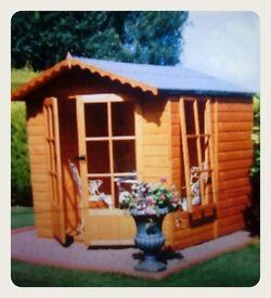 7x7 summer house