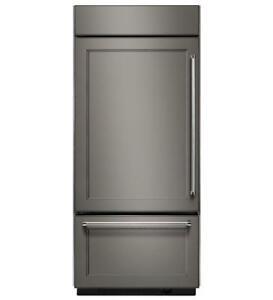 Réfrigérateur KitchenAid 36 po, Panneaux personnalisables, Showroom
