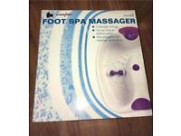 Superdrug Foot Spa Massager (Unused)