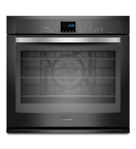 30-in Convection Single Electric Wall Oven|Whirlpool WOS92EC0AE Single Wall Oven (BD-993)