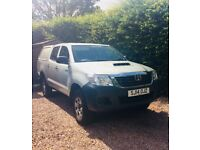 SOLD: Toyota Hilux Double Cab