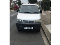 SUZUKI CARRY VAN-BELOW AVERAGE MILEAGE-ONLY 2 OWNERS SINCE NEW-USED PRIVATELY.