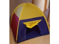 Childrens' tent