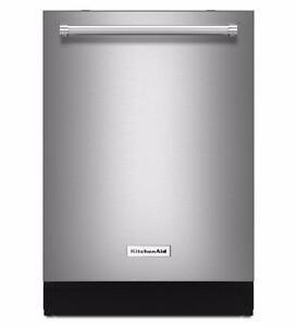 Lave-vaisselle en acier inoxydable 24'', KitchenAid