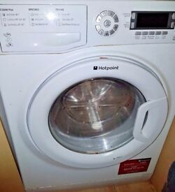 HOTPOINT WASHING MACHINE 9KG ULTIMA WMUD 962 A++ WHITE LEICESTER