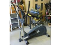 Cross Trainer - John Lewis JLX Excellent Condition just over 2 years old. Little used.