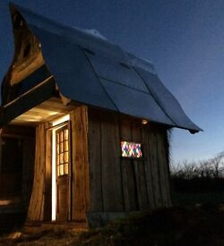 'Grimm Fairytale' like Glamping House, Office or Hideaway