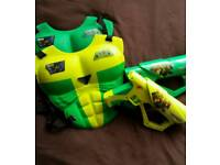 Child's toys.. turtoes shooter