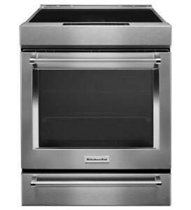 Cuisinière à induction 30 KitchenAid//30 '' KitchenAid Induction Range