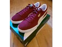 Puma Suede Classic+ Mens Trainers, Size 11, BRAND NEW.