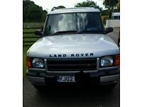 Landrover discovery series 2 Td5 2002