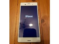 Sony Xperia Z3 D6603 16GB - White (Unlocked) Smartphone 20MP Camera
