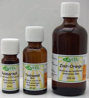 (4,95/100ml) Orange, Ätherisches Öl, 100 ml, naturrein